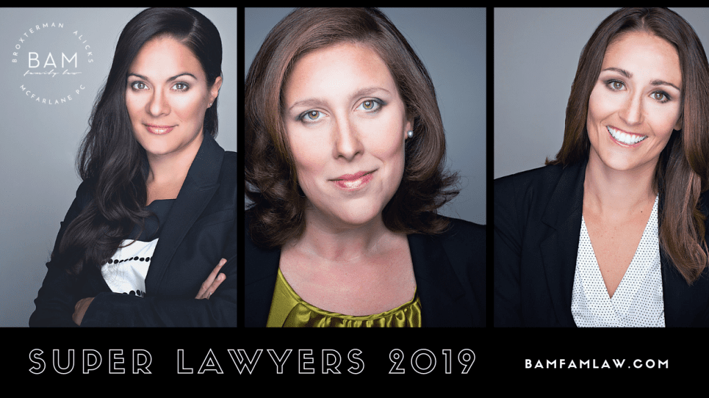 BAM PC Partners Named to Colorado Super Lawyers® 2019