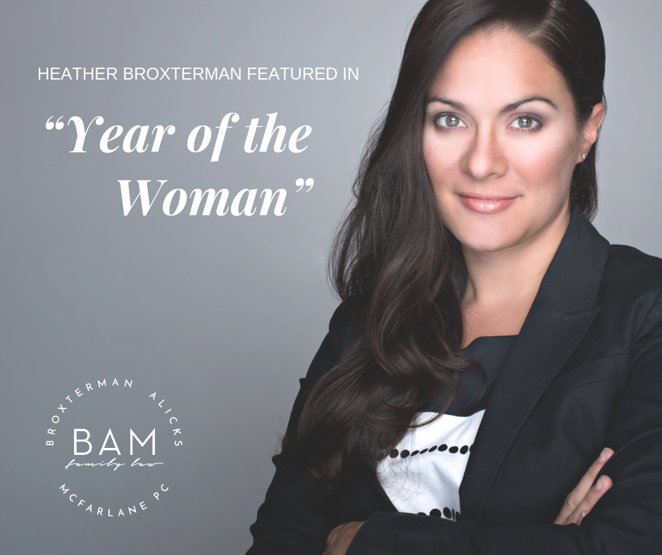 """Heather Broxterman Featured in """"Year of the Woman"""" Roundtable"""