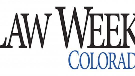 Law Week Colorado